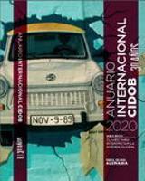 Anuario Internacional CIDOB 2020. Nueva época. - AAVV