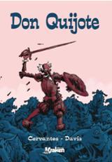 Don Quixote. Una novela gráfica