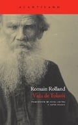 Vida de Tolstoi - Rolland, Romain