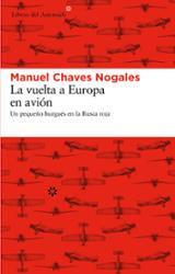 La vuelta a Europa en avión - Chaves Nogales, Manuel