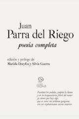 Poesía completa - Parra del Riego, Juan