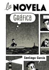 La novela gráfica - García, Santiago