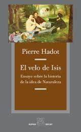 El velo de Isis - Hadot, Pierre
