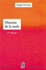 Historia de la nada - Givone, Sergio
