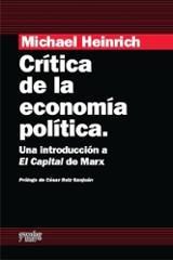 Crítica de la economía política. Una introducción a El Capital de