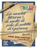 La societat literària i de pastis de pela de patata de Guernsey