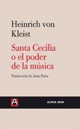 Santa Cecilia o el poder de la música