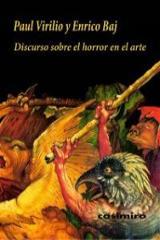 Discurso sobre el horror en el arte - Baj, Enrico