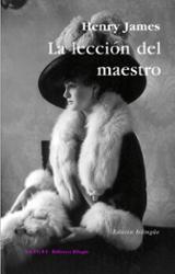 La lección del maestro. The lesson of the master