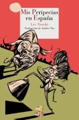 Mis peripecias en España - Trotski, León