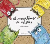 El monstruo de colores pop up - Llenas, Anna
