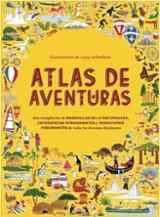 Atlas de aventuras - Letherland, Lucy (il·l)