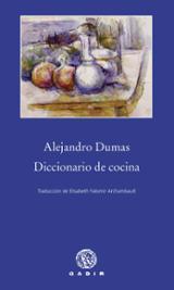 Diccionario de Cocina - Dumas, Alejandro