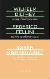El erotismo musical, ensayo de orquesta (DVD) J.S Bach