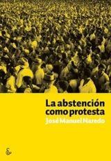 La abstención como protesta