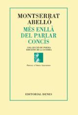 Més enllà del parlar concís - Abelló, Montserrat