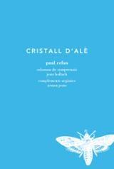 Cristall d´alè - Celan, Paul