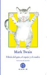 Fábula del gato, el espejo y el cuadrado