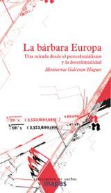 La bárbara Europa - Galcerán Huguet, Montserrat