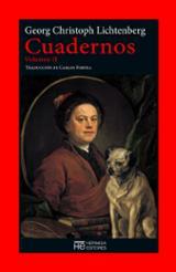 Cuadernos, vol.II - Lichtenberg, Georg Christoph