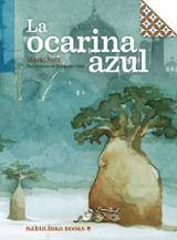 La ocarina azul