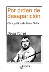 Por orden de desaparición - Torres Ruiz, David