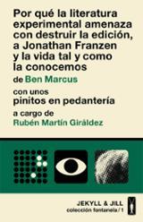 Ben Marcus y Rubén Martín Giráldez