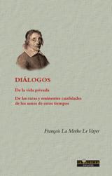 Diálogos - La Mothe Le Vayer, François