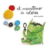 El monstruo de colores (cartoné) - Llenas, Anna