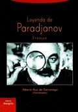 Leyenda de Paradjanov - Ruiz de Samaniego, Alberto