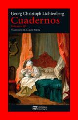 Cuadernos v.3 - Lichtenberg, Georg Christoph