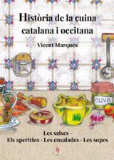 Història de la cuina catalana i occitana. Les salses, els aperiti - Marqués, Vicente