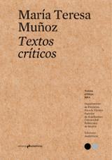 Textos críticos #4 - Muñoz, Maria Teresa