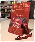 Passaport de la Ruta dels Dracs de Barcelona - Casellas, Núria