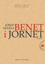 Josep Maria Benet i Jornet. Vint peces. Teatre reunit - Benet i Jornet, Josep M.