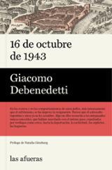 16 de octubre de 1943 - Debenedetti, Giacomo