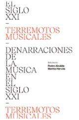 Terremotos musicales - Alcalde, Pedro