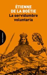 La servidumbre voluntaria
