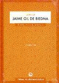 La voz de Jaime Gil de Biedma