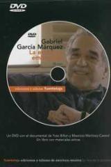 La escritura embrujada. Gabriel García Márquez (Libro + DVD)