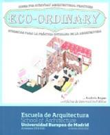 Eco-ordinary. Etiquetas para la práctica cotidiana de la arquitec