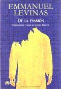 De la evasión - Levinas, Emmanuel
