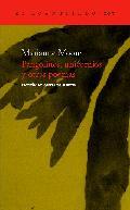 Pangolines unicornios y otros poemas - Moore, Marianne