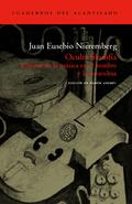 Oculta filosofía. Razones de la música en el hombre y la naturale - Nieremberg, Juan Eusebio