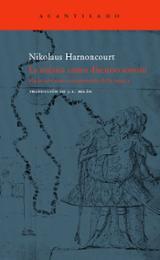 La música como discurso sonoro - Harnoncourt, Nikolaus