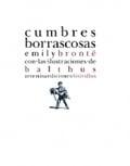 Cumbres borrascosas (ilustraciones de Balthus)