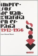 Impresos de vanguardia en España 1912-1936