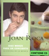 Joan Roca. Diez Menús para un concierto