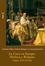 La Corte en europa política y religión (3 vols.)