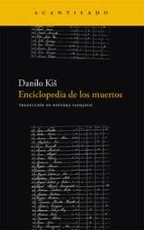 Enciclopedia de los muertos
